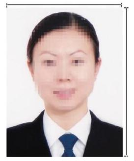 纳米比亚签证照片材料模板